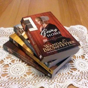 Amish series, Wand Brunstetter, Paperbacks